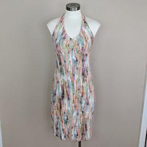 CAbi halter dress - size S